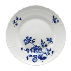 Richard Ginori Rose Blue Flat Plate 20cm